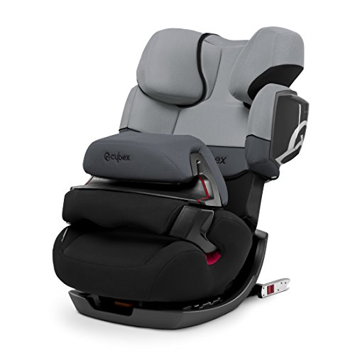 cybex silver pallas 2 fix autositz gruppe 1 2 3 9 36 kg. Black Bedroom Furniture Sets. Home Design Ideas