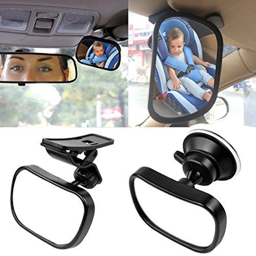 starcrafter auto baby spiegel einstellbare r ckspiegel f r. Black Bedroom Furniture Sets. Home Design Ideas