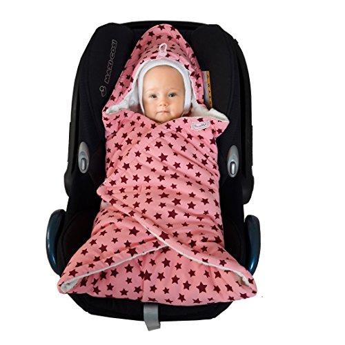 swaddyl baby einschlagdecke winter f r maxi cosi babyschale autositz fu sack f r kinderwagen. Black Bedroom Furniture Sets. Home Design Ideas