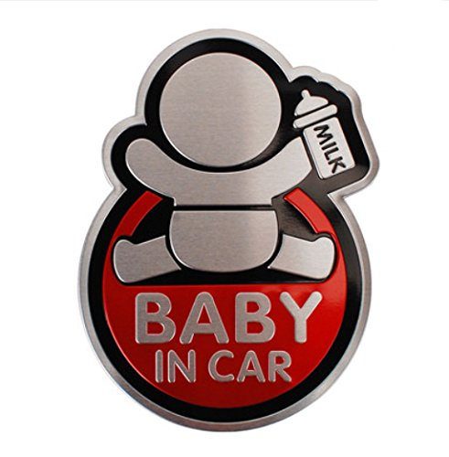 auto aufkleber baby in car baby on board car tattoo. Black Bedroom Furniture Sets. Home Design Ideas
