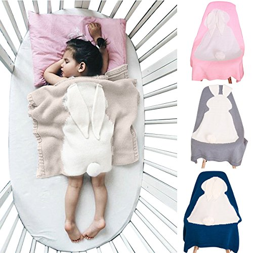 babydecke karikatur niedlich wrap swaddle decke oenbopo kleinkind baby kind reizendes kaninchen. Black Bedroom Furniture Sets. Home Design Ideas