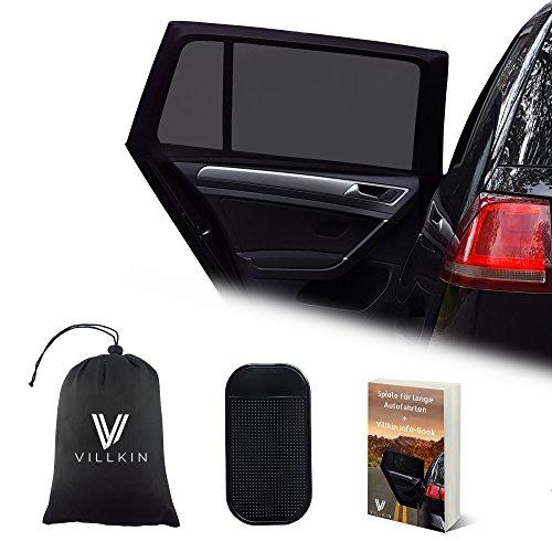 3x bonus anti rutsch matte tasche e book sonnenblende schwarz 2x auto sonnenschutz von. Black Bedroom Furniture Sets. Home Design Ideas