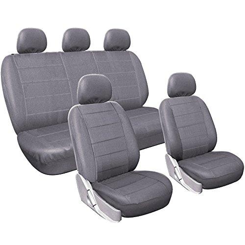woltu as7313gr universal sitzbez ge f r auto schonbez ge sitzbezug sitzbezug grau lapitni. Black Bedroom Furniture Sets. Home Design Ideas
