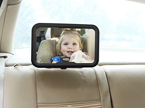 Spiegel Baby Auto : Rücksitzspiegel für babys u2013 lapitni