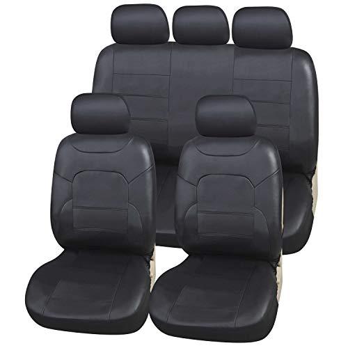upgrade4cars auto sitzbez ge set leder optik universal. Black Bedroom Furniture Sets. Home Design Ideas