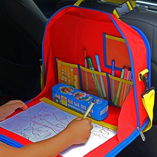 autositz organizer f r kindertischchen zum spielen und zeichnen aufbewahrungsbeutel tablet. Black Bedroom Furniture Sets. Home Design Ideas