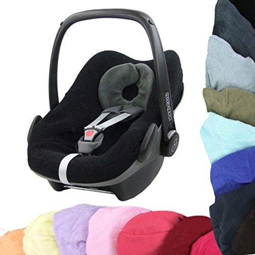 bambiniwelt sommerbezug schonbezug bezug aus frottee f r. Black Bedroom Furniture Sets. Home Design Ideas