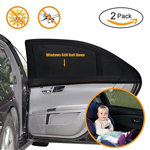 sonnenschutz auto kinder baby mit uv schutz pkw autofenster kfz fenster heckscheibe. Black Bedroom Furniture Sets. Home Design Ideas